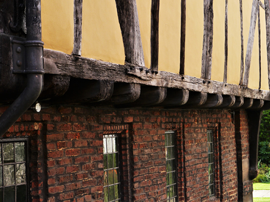 Merchant Adventurers' Hall Timber