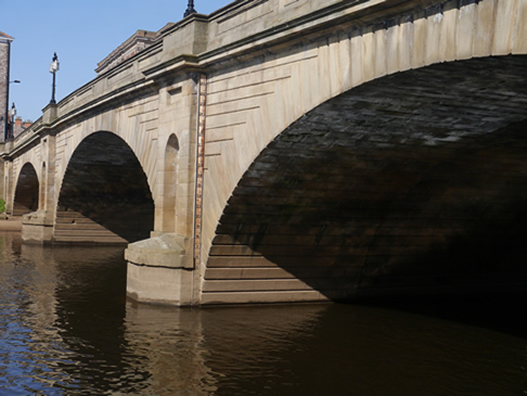 Ouse Bridge York