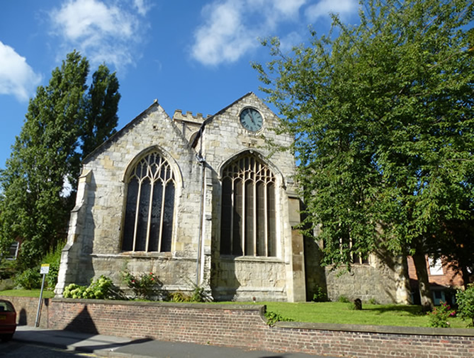 St Denys Church York