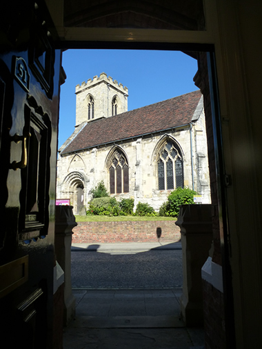 St Denys Church